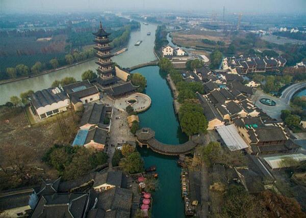 Ô Trấn Thị Trấn Đẹp Nhất Trung Quốc
