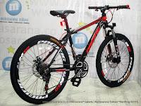 26 Inch Pacific Invert 6.0 Aluminium Alloy Frame 21 Speed Shimano EZ-Fire Mountain Bike