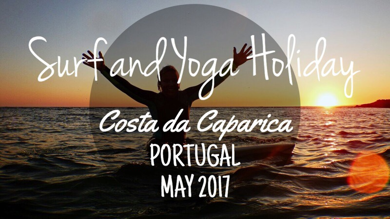 Surf and Yoga Holiday in Portugal