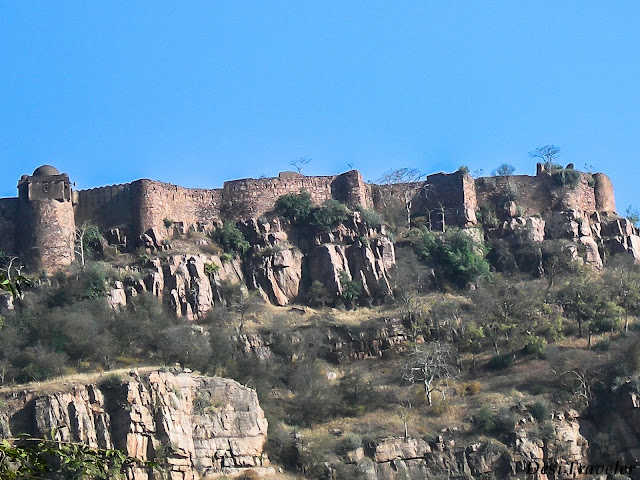 majestic fort in rajasthan
