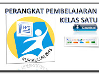 Administrasi KK 2013 Kelas Satu Lengkap