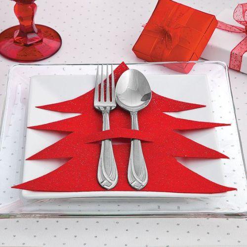 elegante para tu cena de navidad