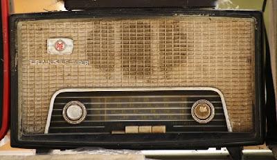 Radio antigua de transistores