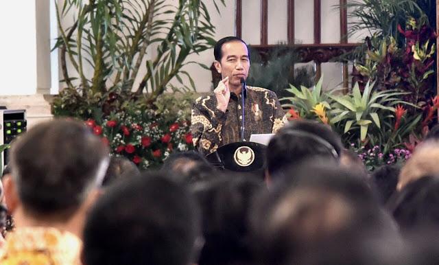 Presiden Jokowi: Risiko Paling Gawat adalah Ketika Tidak Berani Ambil Risiko
