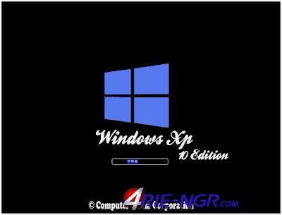 Windows XP Professional SP3 x86 10 Edition 2017