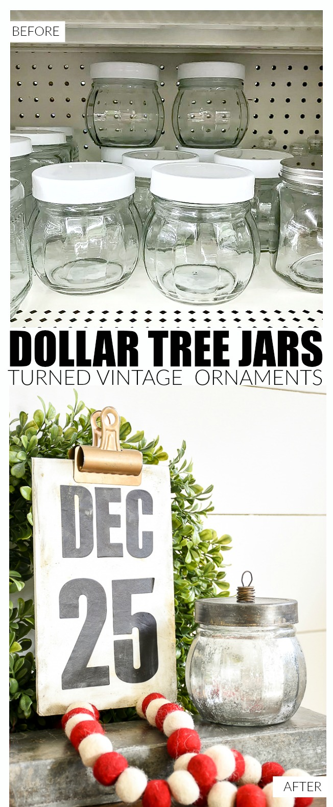 DIY Mercury glass, vintage ornaments, dollar tree DIY, Dollar Tree, christmas, ornaments