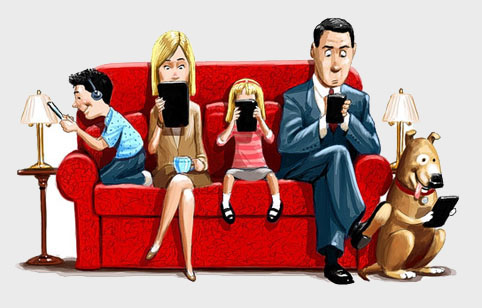 4 Fenomena Ketergantungan Digital Pada Manusia