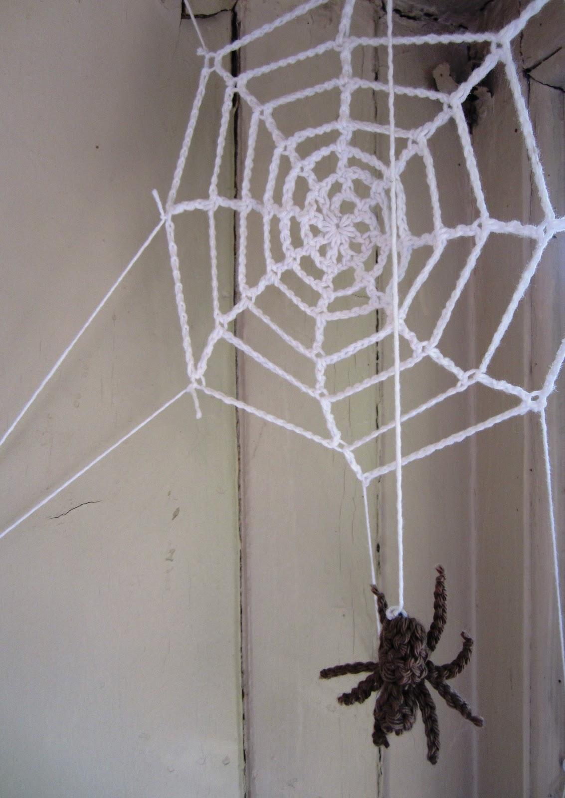 Haak Maar Aan Spinnenweb haken