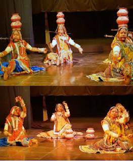 तेरहताली नृत्य