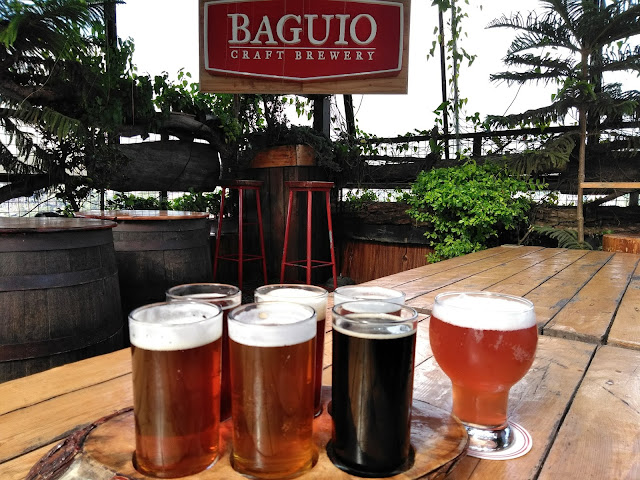 craft beer baguio craft brewery philippines