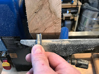 Using the roughing gouge