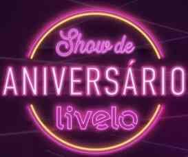 Cadastrar Promoção Livelo Aniversário 2018 Show 1 Milhão de Pontos