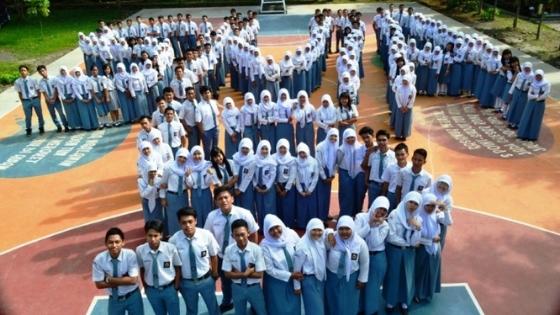 SMA bergengsi Berpendidikan Adiwiyata