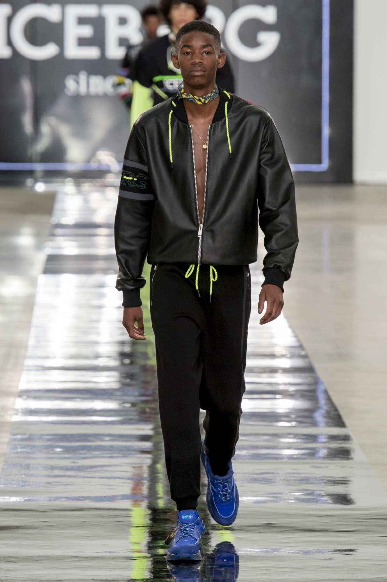 Iceberg Spring Summer 2020 London Fashion Week Men S