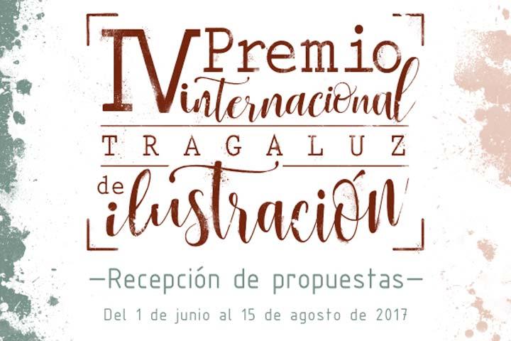 Convocatoria de ilustración. IV Premio internacional Tragaluz de ilustración