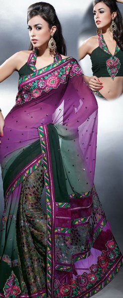 Party-wear Saree's