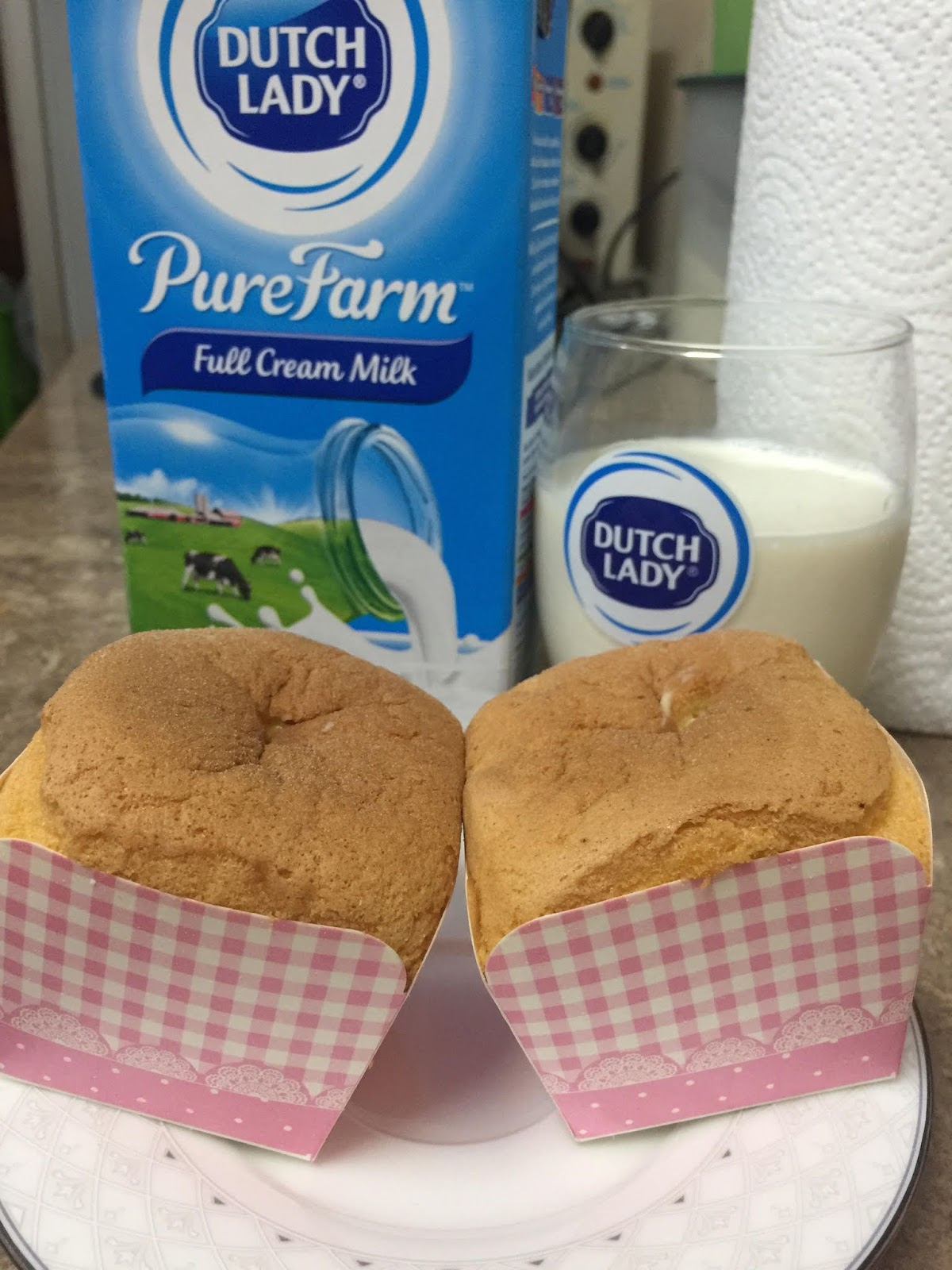 susu dutch lady purefarm, sarapan berkhasiat, jaga badan untuk sihat