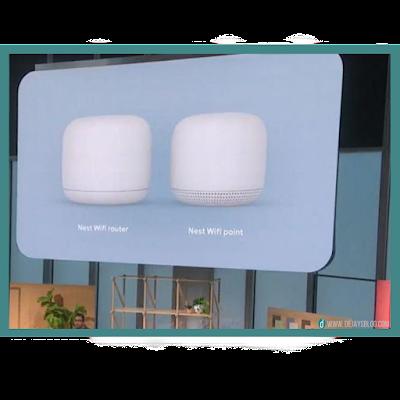 Google Relaunches WIFi Brand: Google Nest!