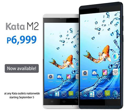 Kata M2 now available