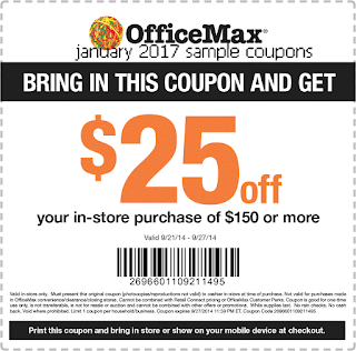 Office Max Coupons