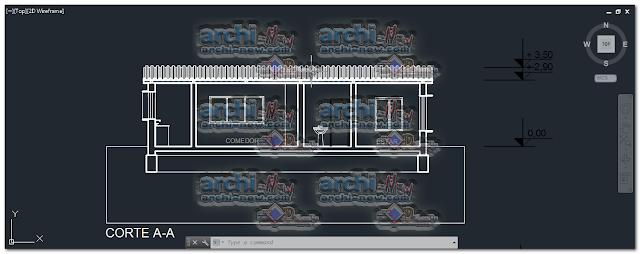 Download-AutoCAD-CAD-DWG-file-bioclimatic-housing-santa-fe-argentina