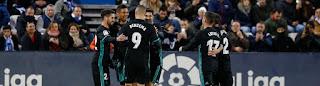 Cronica Leganes-Real Madrid: Los jugones consuman la venganza copera