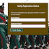 See List Of Nigerian Army Shortlisted For The 75RRI Pre-Screening Examination- Check Your Status Here