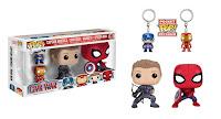 Civil War Four-Pack!