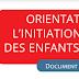 Document officiel : orientations pour l'initiation chrétienne, diocèse de Saint-Etienne