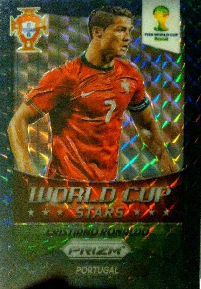 Panini Prizm Copa del Mundo 2014 Brasil-base # 35 Robin Van Persie-Países Bajos