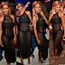 Singer Teyana Taylor puts her body is display in sheer outfit (photos)