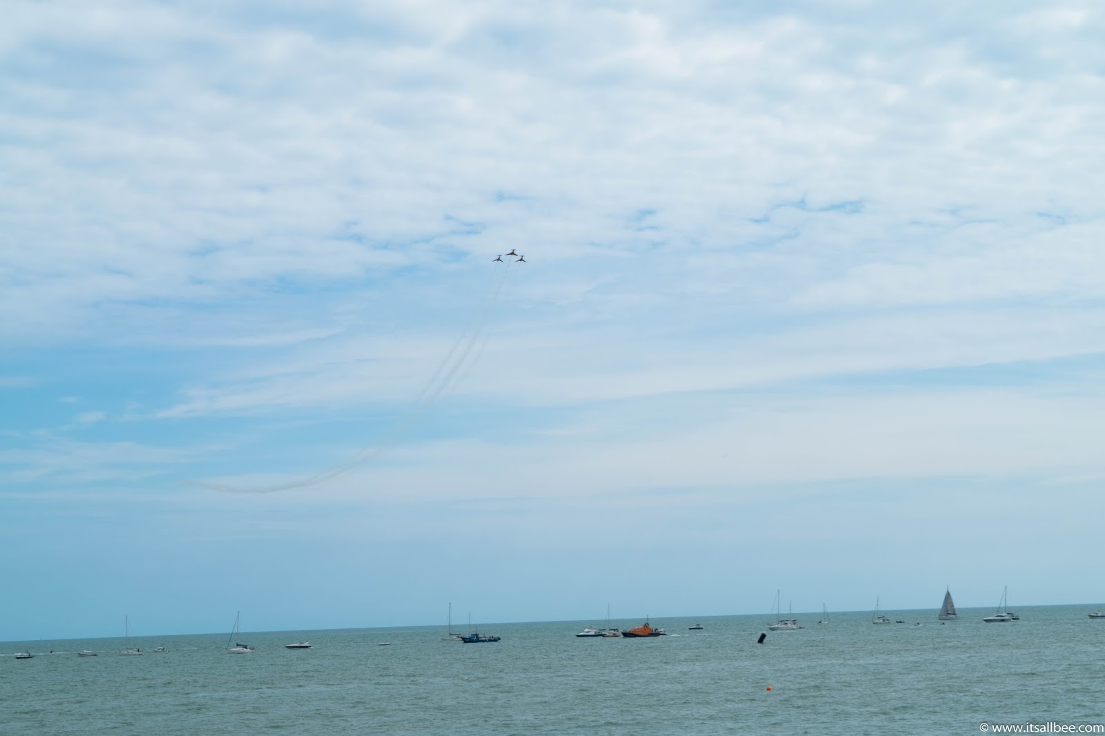 Eastbourne air show | Exploring East Sussex With YHA