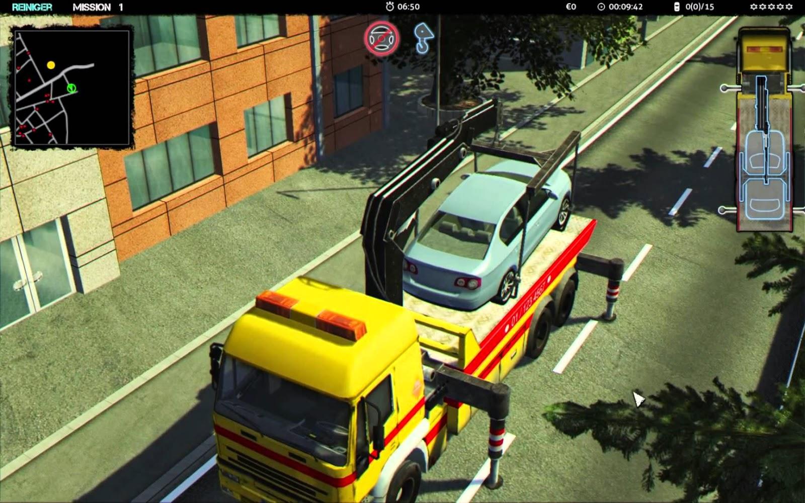 Car mechanics simulator