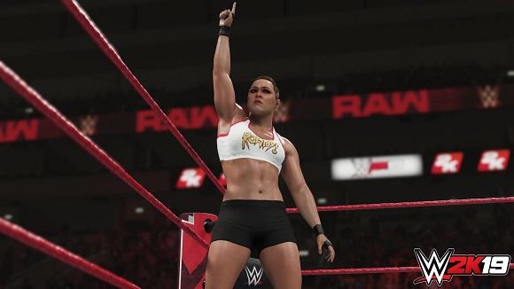 Spesifikasi PC Untuk Bermain WWE 2K19 Digital Deluxe Edition