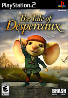 The Tale of Despereaux (PS2) 2008