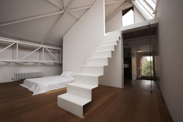 Archi love loft open space duplex o triplex a ogniuno for Design per interni