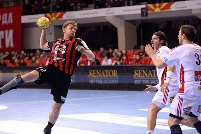 Handball: Sergei Gorbok kehrt zu Vardar Skopje zurück