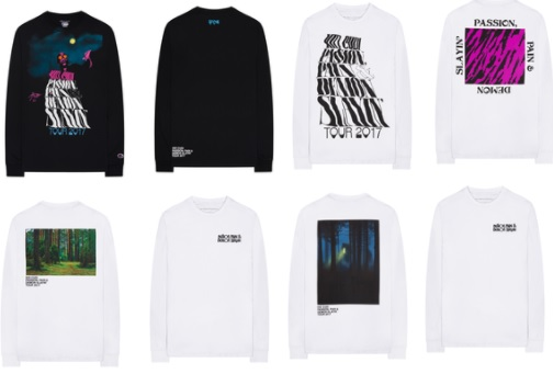 Kid Cudi MR. RAGER Sweatshirts