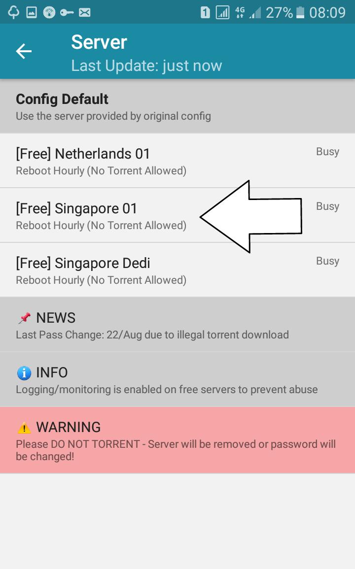 Cara Internet Gratis Tanpa SSH Dan Remote Proksi Menggunakan HTTP Injector Terbaru