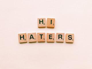 Cara hadapi haters