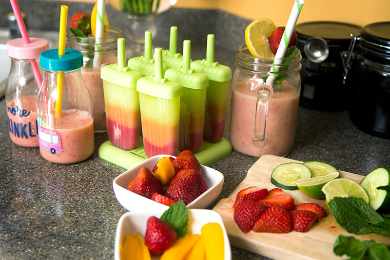 popsicle and smoothies, www.jadore-fashion.com