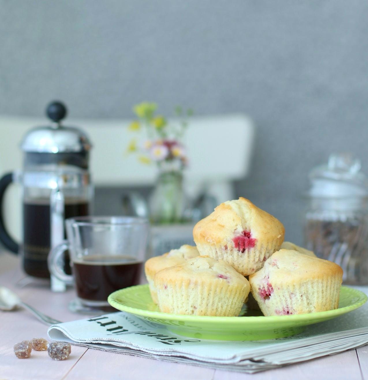 Ahududulu Muffin Tarifi