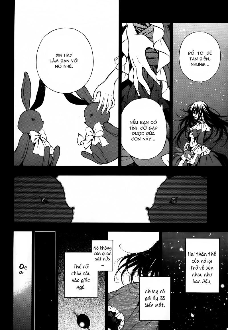 Pandora Hearts chương 071 - retrace: lxxi black rabbit trang 11
