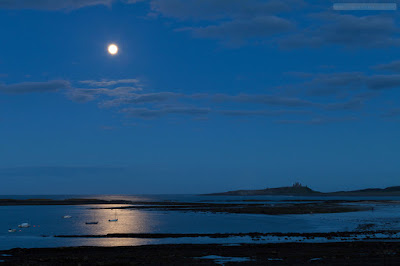 Moonrise Low Newton