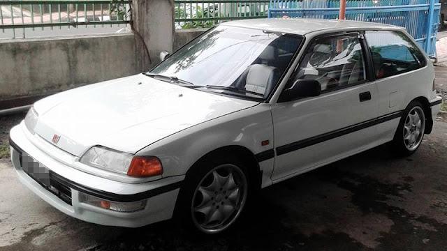 Honda Civic Nouva SH3 facelift