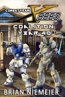 Combat Frame XSeed: Coalition Year 40