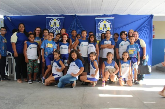 Alunos de Escolas Municipais participam de Feira de Ciências e Robótica