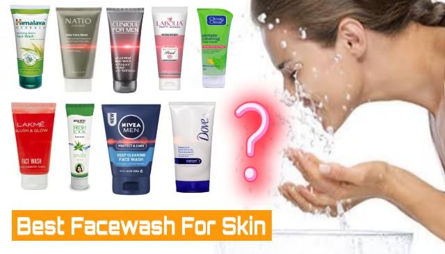 gore hone ka sabse best face wash