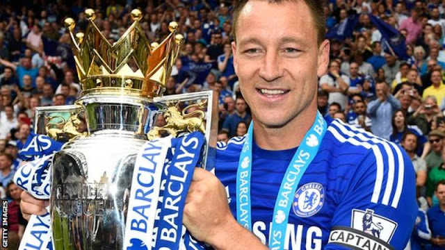 Chelsea John Terry to leave club at end of season