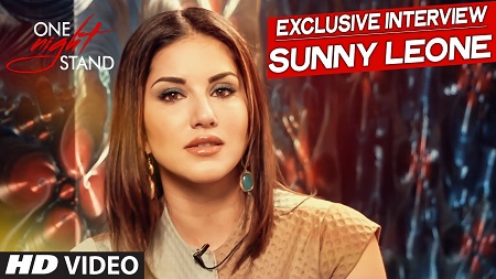 One Night Stand Sunny Leone's New Indian Movie 2016 Exclusive Interview